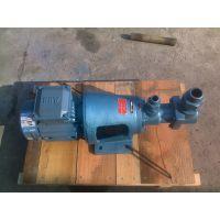 大型机器低压油泵装置3GR36×4W2 1三螺杆泵