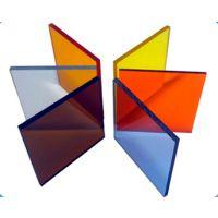 黄/茶/黑/红/蓝色及透明抗静电有机玻璃板 抗静电亚克力 进口板材