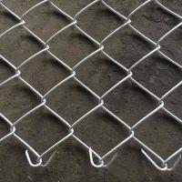 低价优质 不锈钢勾花网 装饰菱形网 包塑铁丝网