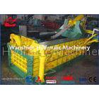 Forwarder Out Model Metal Scrap Baling Machine 1450 X 600 X 600mm Press Room Size