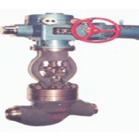 【阀门厂家】 精品批发 焊接式电动截止阀J41H 质量优