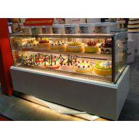 供应安德利B2直角蛋糕柜 蛋糕冷藏展示柜 甜品保鲜柜