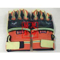 日本TONBO抢险救援手套K-555R透气性、弹性、耐磨性、凯夫拉纤维制作