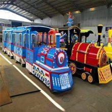 三星儿童游乐设备14人小火车