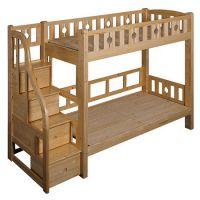 成都实木公寓床 实木高低床 四川学生床批发 贝贝乐家具