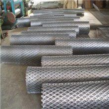 黑龙江防腐钢板网 菱形铁板网 钢板网质量保障