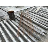 长期大量低价供应中山市万通混凝土方桩