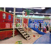 童乐风海绵室内儿童乐园厂家亲子益智乐园设备整场规划方案