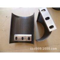 粉碎机筛网 破碎机筛网(选用锰钢板生产 淬火)
