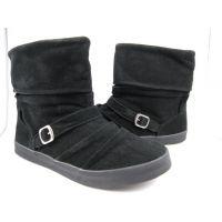 外贸原单 正品尾单 女童鞋 高帮 保暖 童靴 女童靴子 单靴 DT1101