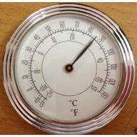 供应55MM指针机械式双金属温度计表
