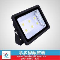LED投光灯 200W大功率投光灯厂家生产 户外防水球场灯 广告灯 体育馆专用灯具厂家