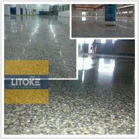 东莞市石排镇厂房耐磨地面翻新、PVC地坪翻新