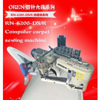 织物四针六线拼缝机 电脑绷缝机报价 四针六线加工厂RN-6200 品牌