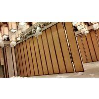 广东佛山隔断屏风厂订制移动玻璃隔断屏风折叠门活动吊轨门