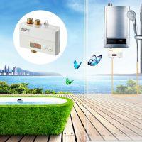 太阳能热水器混水阀 空气能智能混水阀 智能恒温电子混水阀 CE认证SJ-F102