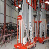 铝合金升降机 家用小型升降平台 高空维修清洁工作车