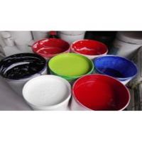 供应粤鸿白色、黑色、彩色、荧光色等硅橡胶丝印油墨、色油 HC-3系列