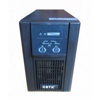 CSTK UPS不间断电源C1K 1KVA负载800W在线式内置蓄电池延时10分钟