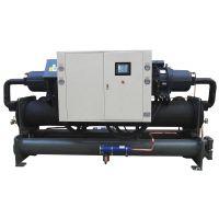 鸿宇150-200kw混凝土冷水机适用于混凝土冷却