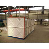 热镀锌水箱、喷塑水箱-山西联邦环境工程有限公司