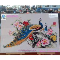 供应大幅面彩色万能印刷机 不限材质数码平板印刷机