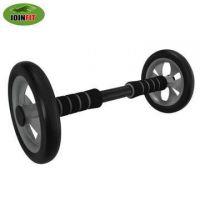 JOINFIT 进口新款静音版健身轮 专业版双轮健腹器 健腹轮 腹肌轮