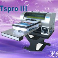 供应服装平板打印机、服装数码彩绘机、布料平板打印机