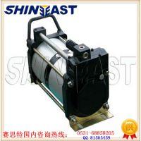 供应空气增压设备 压缩空气压力放大器 气密检测压力检测机