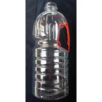 供应1.8L透明塑料油壶/塑料酒瓶
