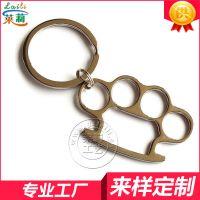 专业定制金属烤漆钥匙扣 企业宣传钥匙扣 活动赠品挂件