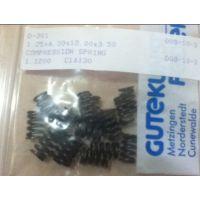 德国Gutekunst精密弹簧/拉簧/扭簧D-011O D-011P D-006A D-006BD-