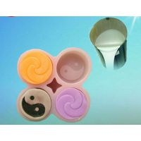 耐高温翻模次数多 树脂玩具硅胶 蜡烛工艺品 室温硫化液体硅橡胶