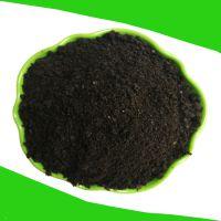 供应绿沃牌 纯天然环保 高有机质 黑色粉末 鱼肥水产肥 绿沃肥业