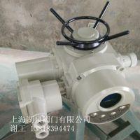 电子式电动执行器DZW90 智能电动执行器 上海湖泉电装