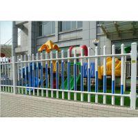 围墙环保PVC护栏、小区镀锌栏杆、PVC插条安装具体事宜
