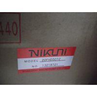 NIKUNI尼可尼剖分轴承涡流泵25UPD15Z