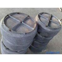 不锈钢高穿透丝网除沫器压力降小 气液分离效率高 HG/T21618-1998标准型 上善