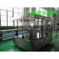 慧涵纯净水全套水处理设备 反渗透设备定制生产 大桶小瓶灌装系统