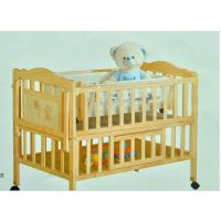 正品小英才多功能实木童床 婴儿床 摇篮床 XYC-682-1