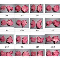 3D立体烘培模具 弹簧按压式可爱卡通饼干模具 (款式随机)