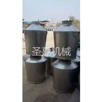 供应辽宁固态蒸酒设备 不锈钢管式冷却器图片