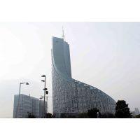 异形幕墙雕花铝单板-造型雕花单板吊顶