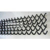 尚德厂家直供环保机械专用螺旋杆 250-76-250碳钢绞龙叶片