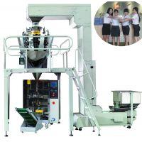 松可主款全自动立式包装机 颗粒包装机械 食品颗粒包装机器设备