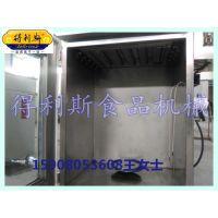 无花果专用烘干炉 得利斯专业生产不锈钢烟熏烘干炉 烟熏炉价格