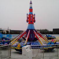 铭扬游乐推出自控飞机8臂16人厂家定制ZKFJ-16