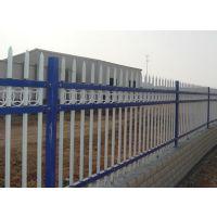 本厂专业生产锌钢三横杠带花护栏 量大从优