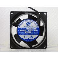 大量现货供应9225空气净化器散热风扇 AC220V工业风扇