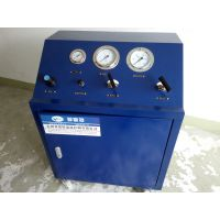 浙江菲恩特ZTS-ZTA25氧气增压系统 安全防爆无火花气动增压产品